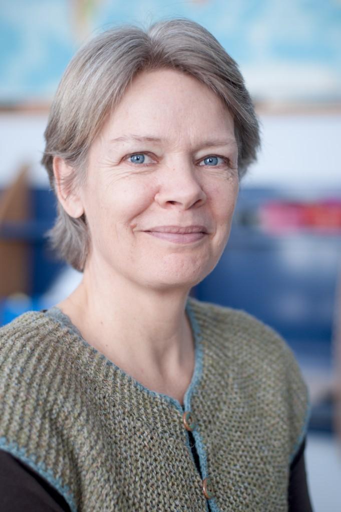 Kirsten Østergaard Rasmussen, Anholt Skole og Børnehave