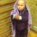 Børnehavens krybbespil 2013