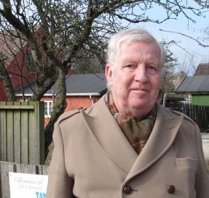 Henrik Gimbel flyttede til Anholt i 2003 og har ikke fortrudt