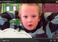 Børnehavens præsentation