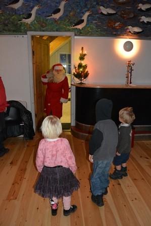 Julemanden på Anholt