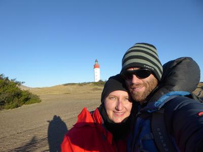 Joanna og Rune Prøv en ø Anholt